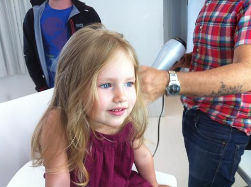 Future Faces NYC Model Zoey Ready For Close Up