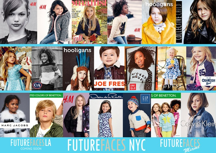 Future Faces NYC Agency Card